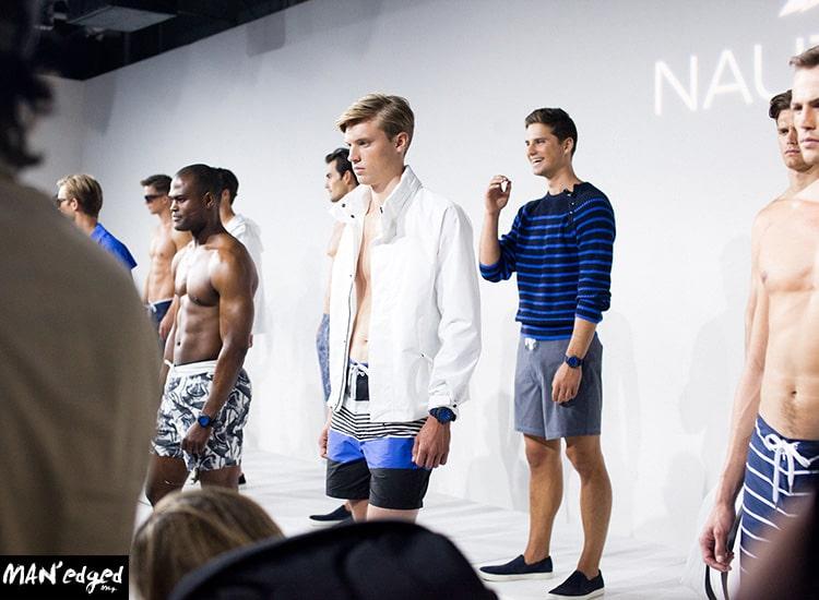 Nautica, fashion week, new york fashion week, nyfwm, nyfw, new york city, fashion, mens fashion, mens style, style, menswear, MAN'edged