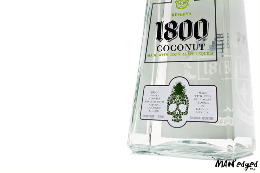 Tequila bottle shot featuring 1800 Tequila for Cinco De Mayo