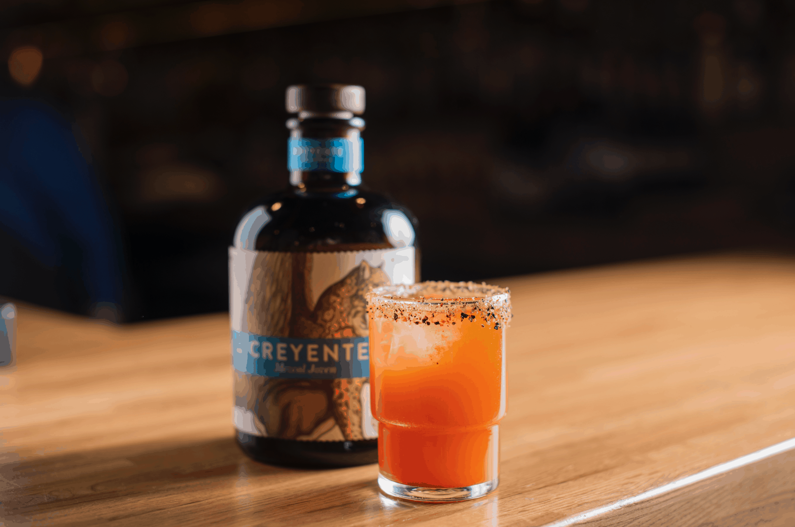 the perfect michelada featuring creyente