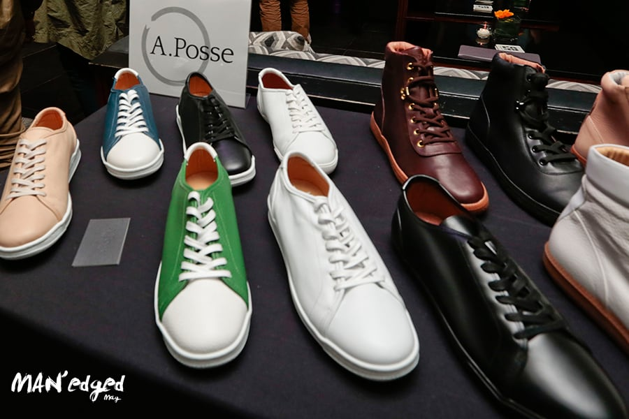 New men's sneakers from A.Posse