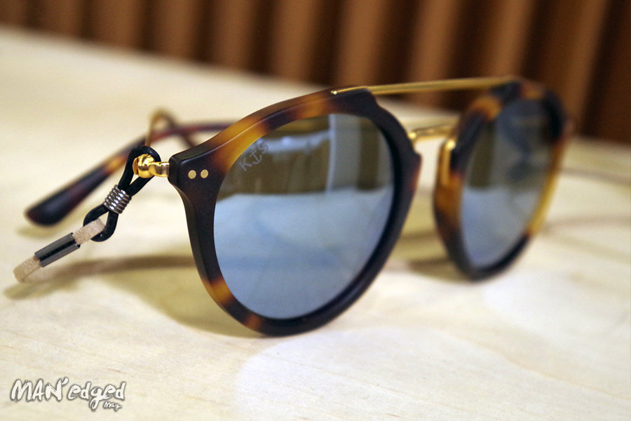 Kapten & Sons also makes super cool sunglasses like these tortoise frames.