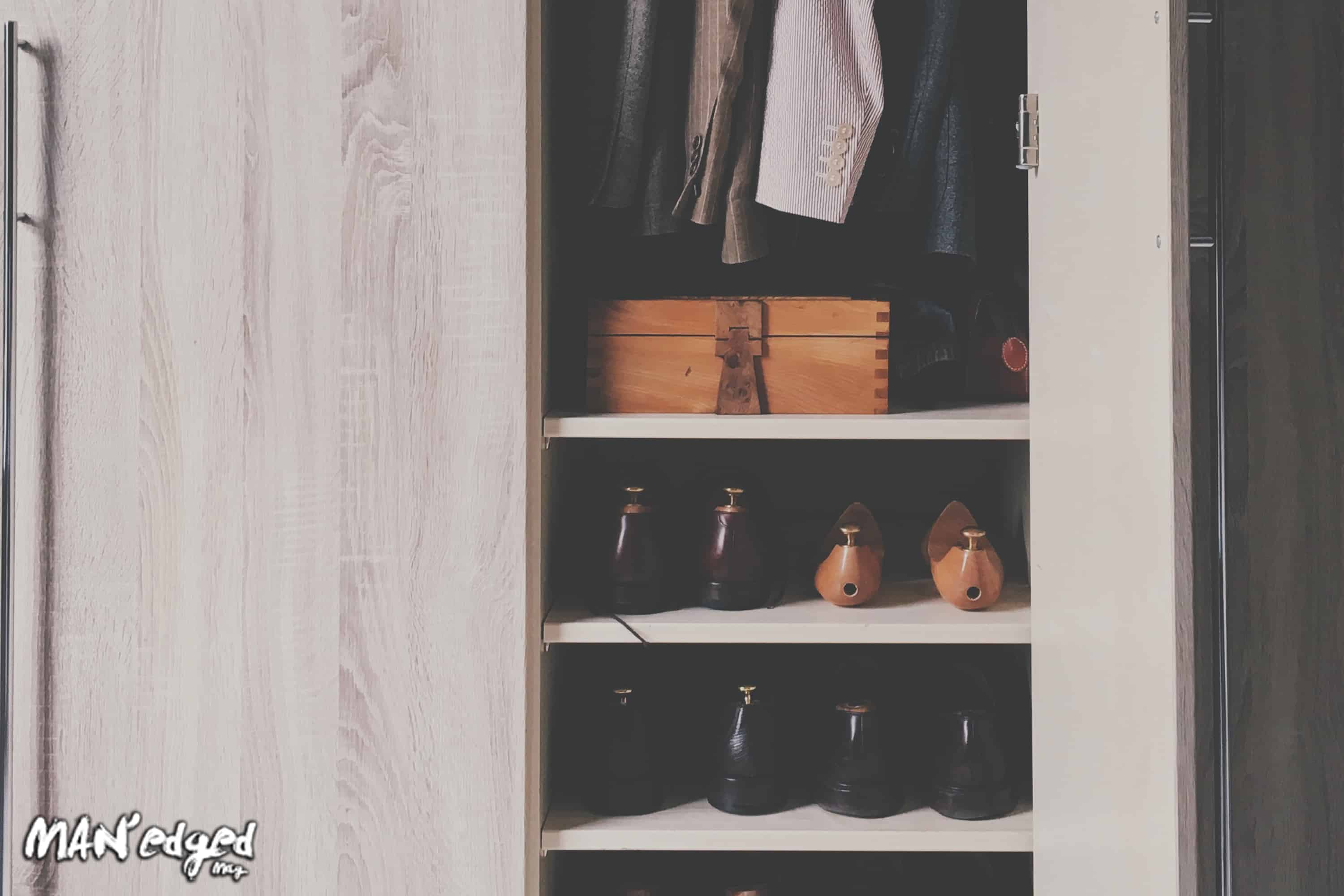 Men's Closets, Personal Style, Closet Edit, NYC, Men's Clothes