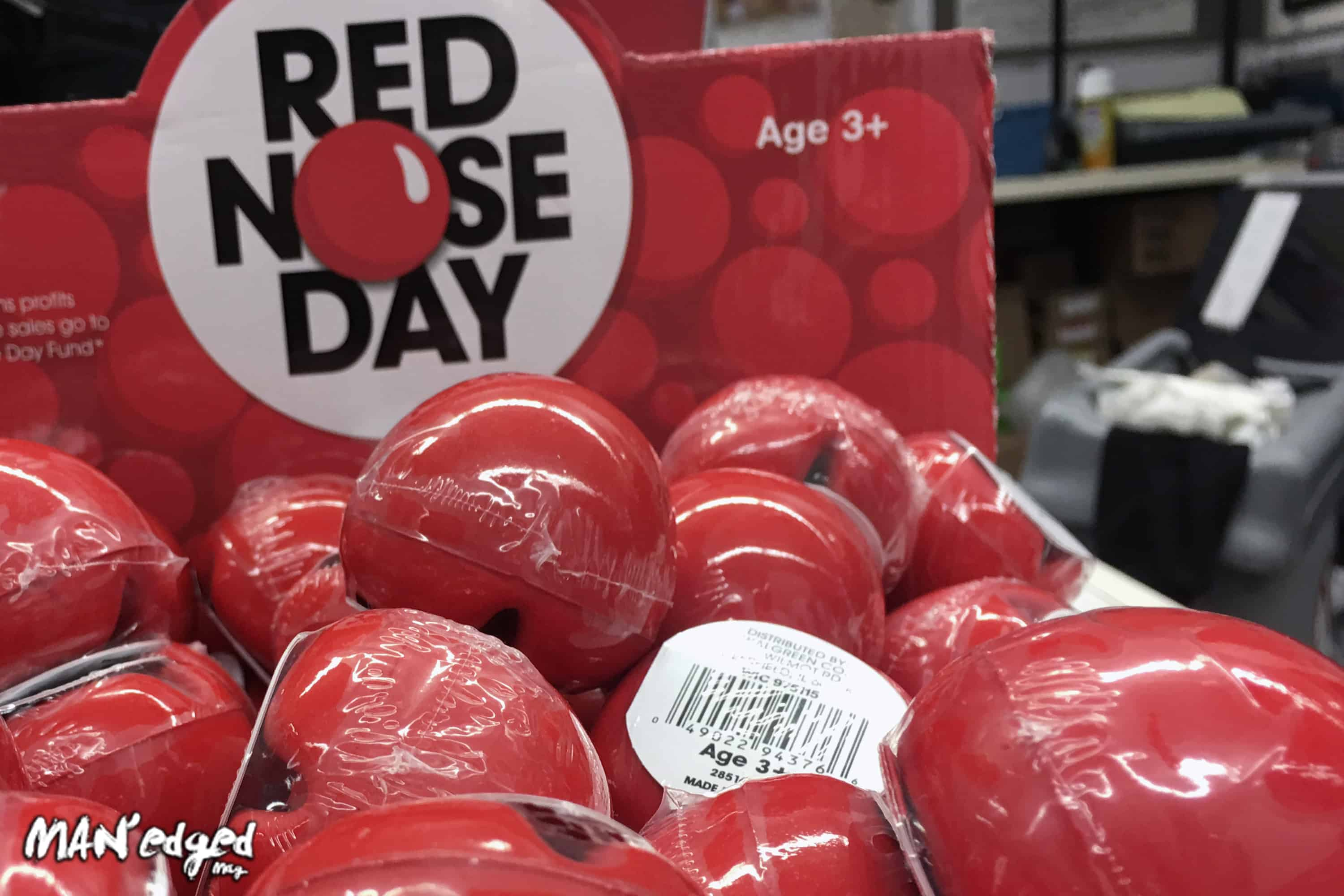 Red Noses sold Duane Reade for Red Nose Day