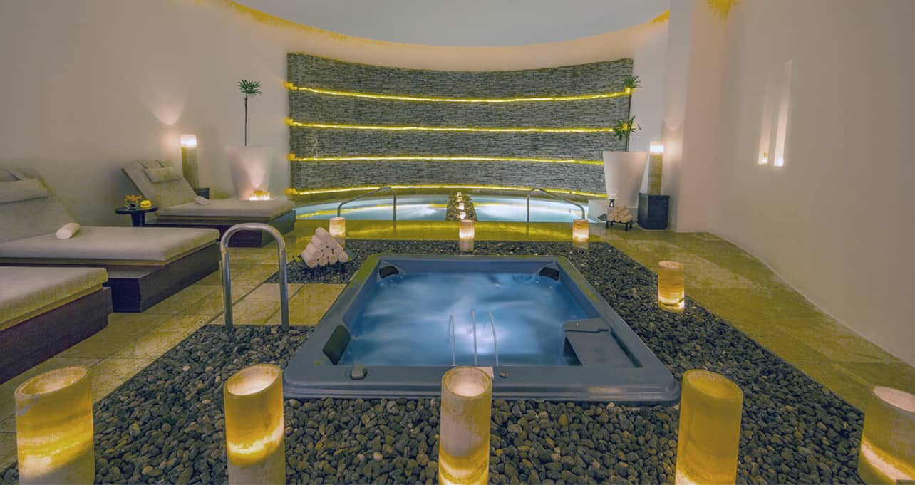 Palace Resorts Le Blanc Spa Room