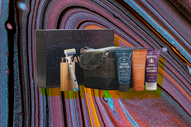 New Dollar Shave Club Men's Travel Hit