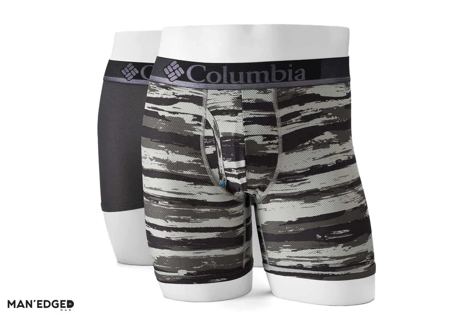 The Outdoorsman Gift Guide featuring Columbia Men's Boxer Briefs