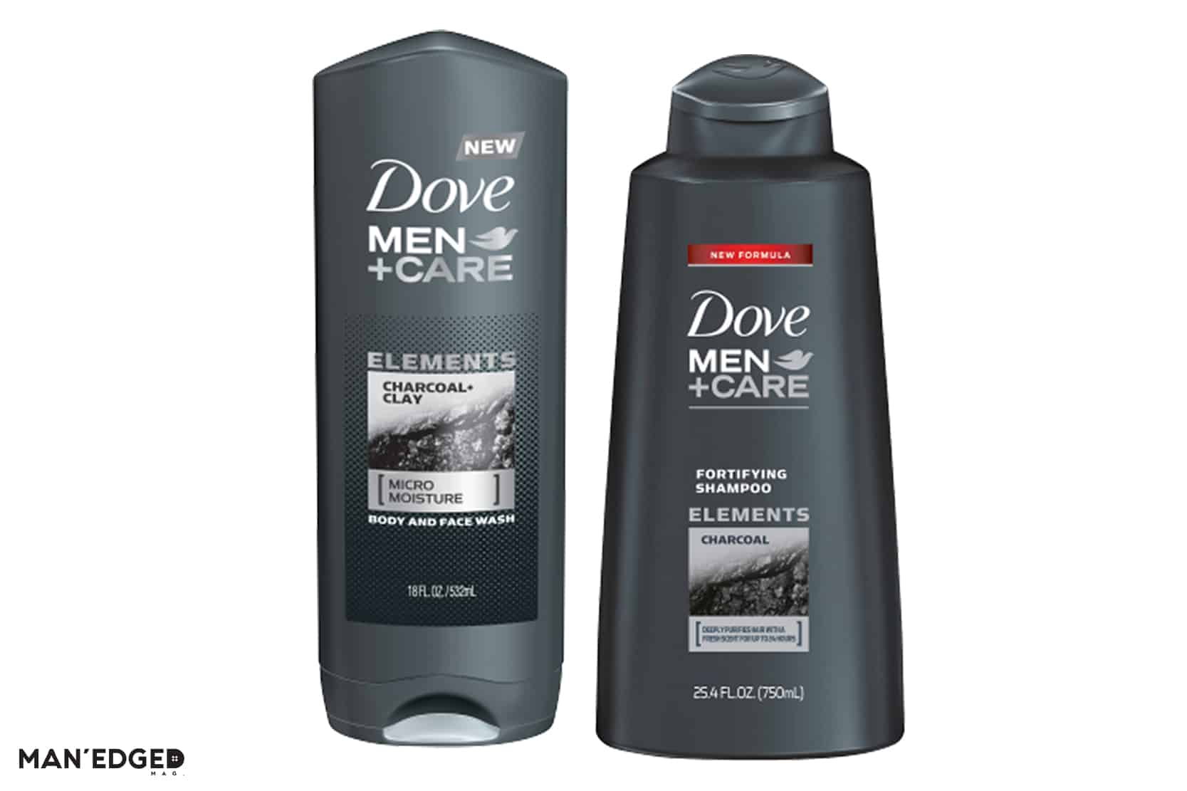The Outdoorsman Gift Guide featuring Dove Men+Care Elements Collection