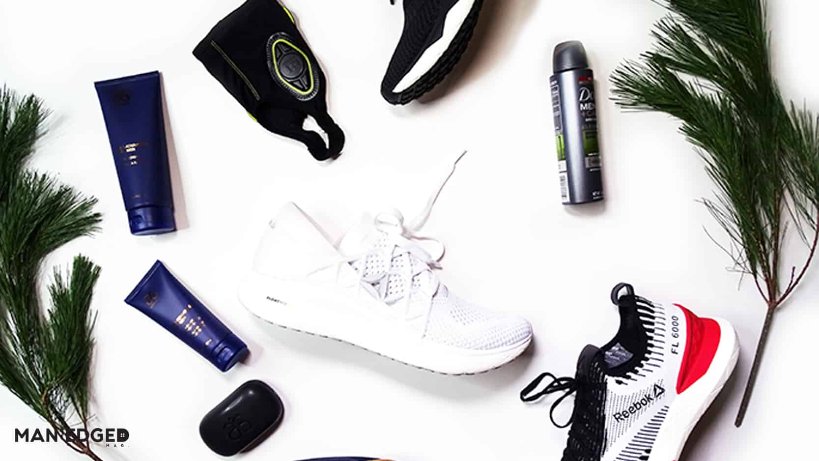 MAN'edged Mag's holiday gift ideas for the athletic man