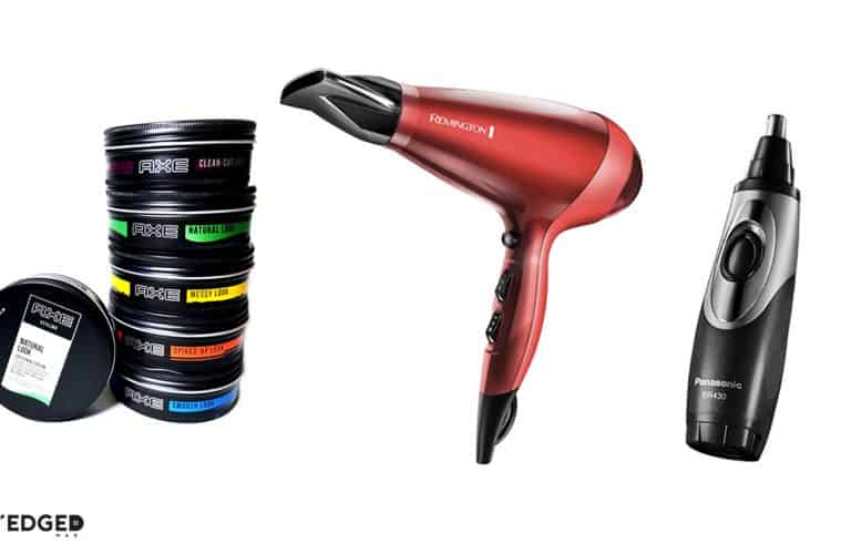 Gift Ideas for the Guy Who Keeps His Hair on Point