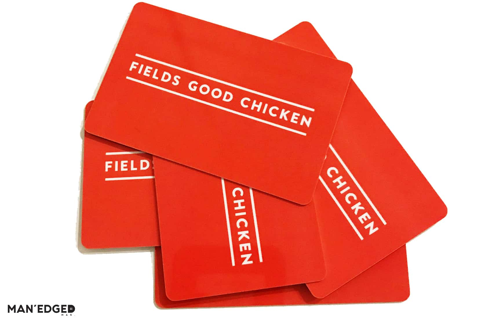 Gift ideas for the Health Expert Guy Fields Good Chicken