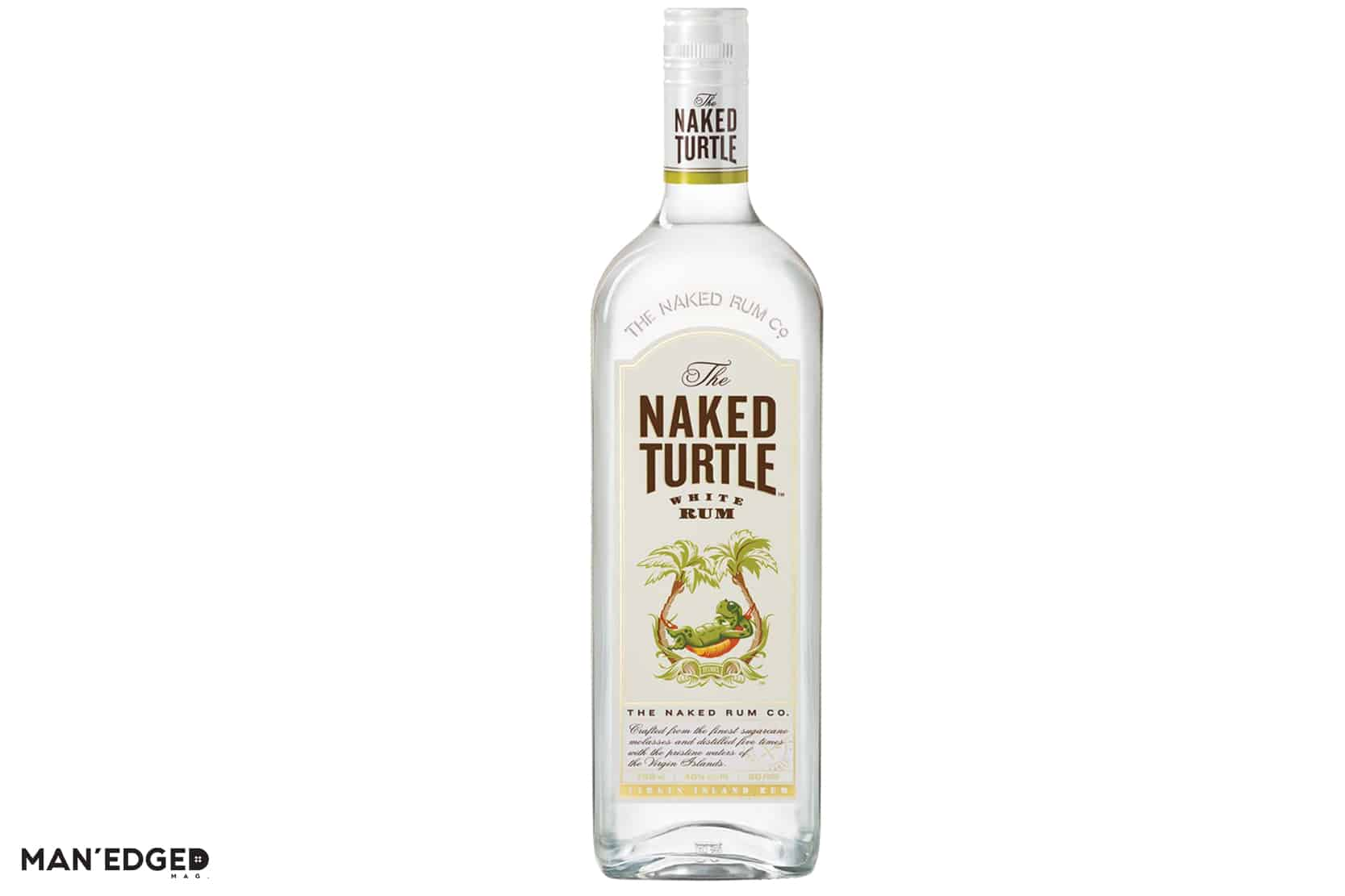 Gift ideas for the Health Expert Guy featuring Naked Turtle Rum