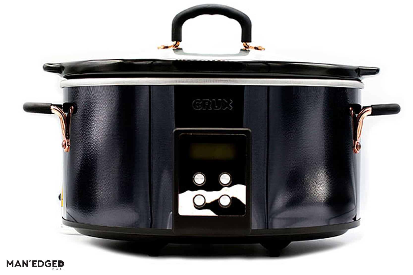 Gifts to Give to the Chef Guy or anyone that enjoys the kitchen Crux Slow Cooker