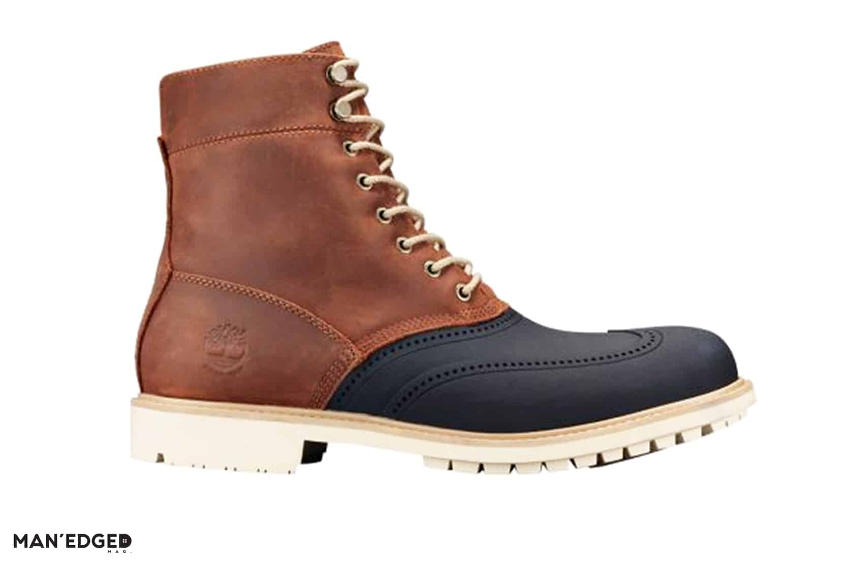 The Outdoorsman Gift Guide featuring Timberland Stormbuck Men's Boots