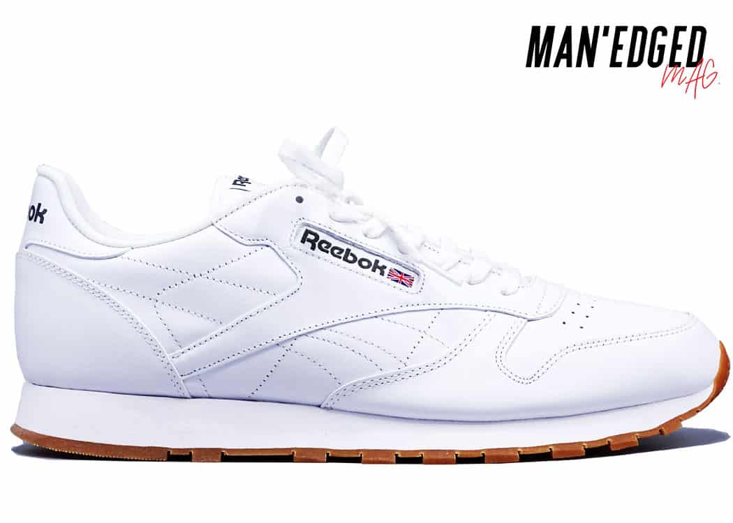 white men's reebok classic sneakers april editors pick for men