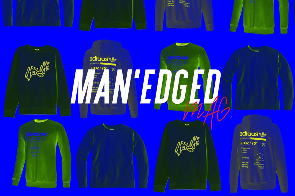 The best men's sweaters for fall roundup by MAN'edged Magazine