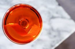 WILD Turkey Boulevardier l featured in MAN'edged Magazine best whiskey bourbon drinks for fall