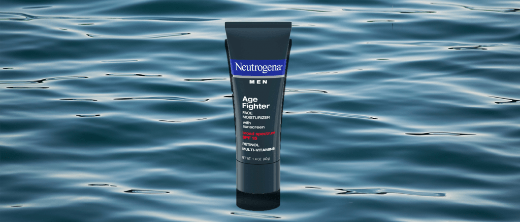 Neutrogena Men's Age Fighter featured in our 7 best sunblocks for Fall roundup