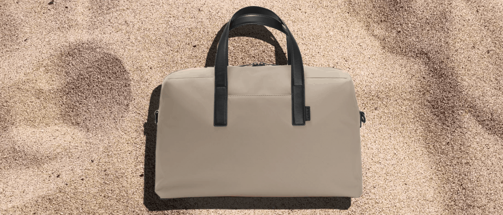 Away Everywhere Bag in Mens Warm Winter Getaway Roundup