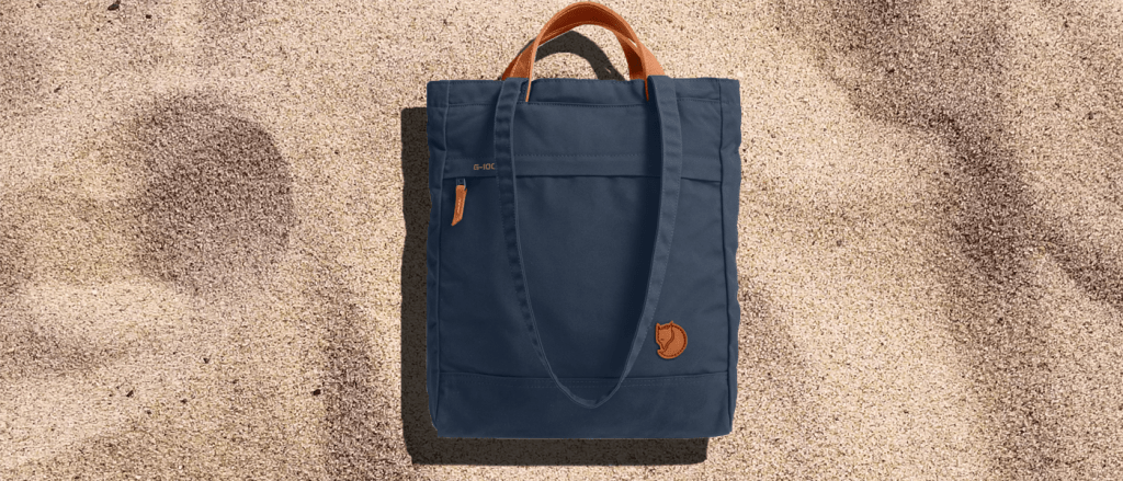 Totepack No.1 Water Resistant Tote in Mens Warm Winter Getaway Roundup