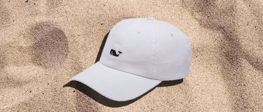 Vineyard Vines Baseball Cap in Mens Warm Winter Getaway Roundup