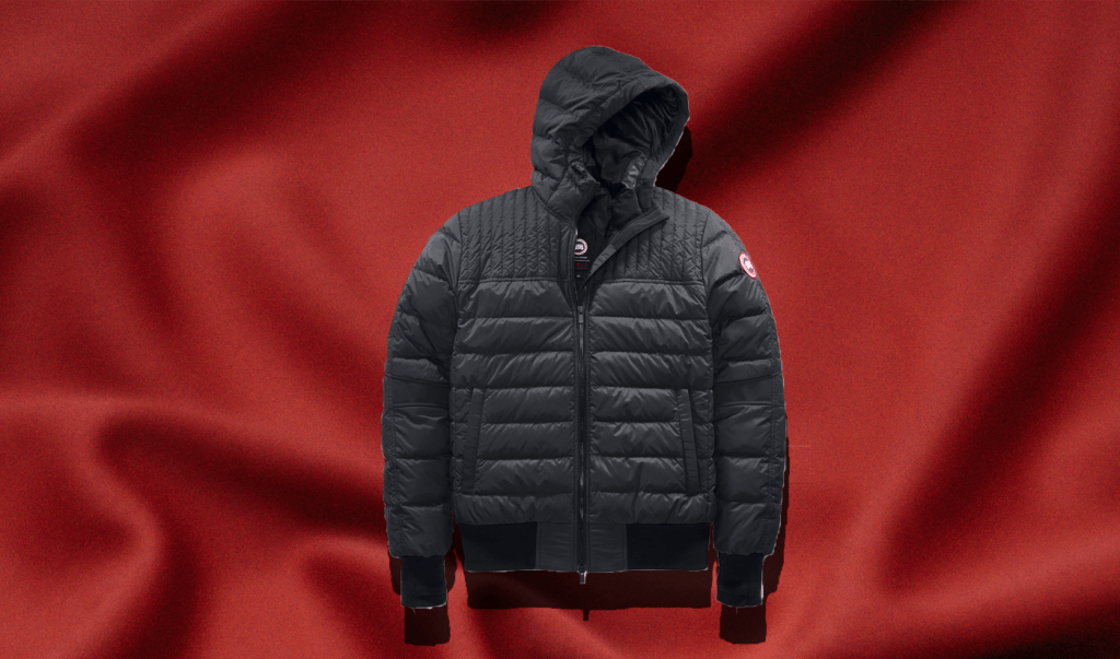 men's packable down jacket