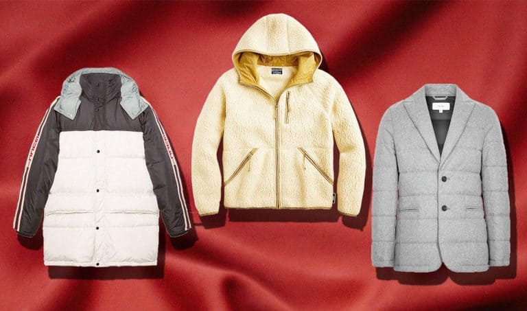 Best Men's Jackets & Outerwear Pieces for Winter