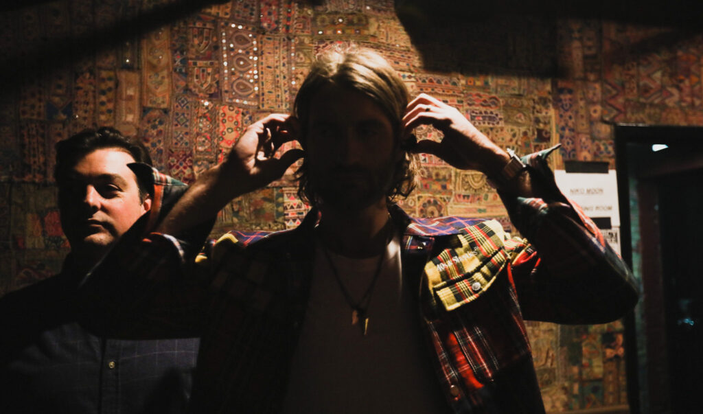 Country artist ryan hurd before show at gramercy theatre