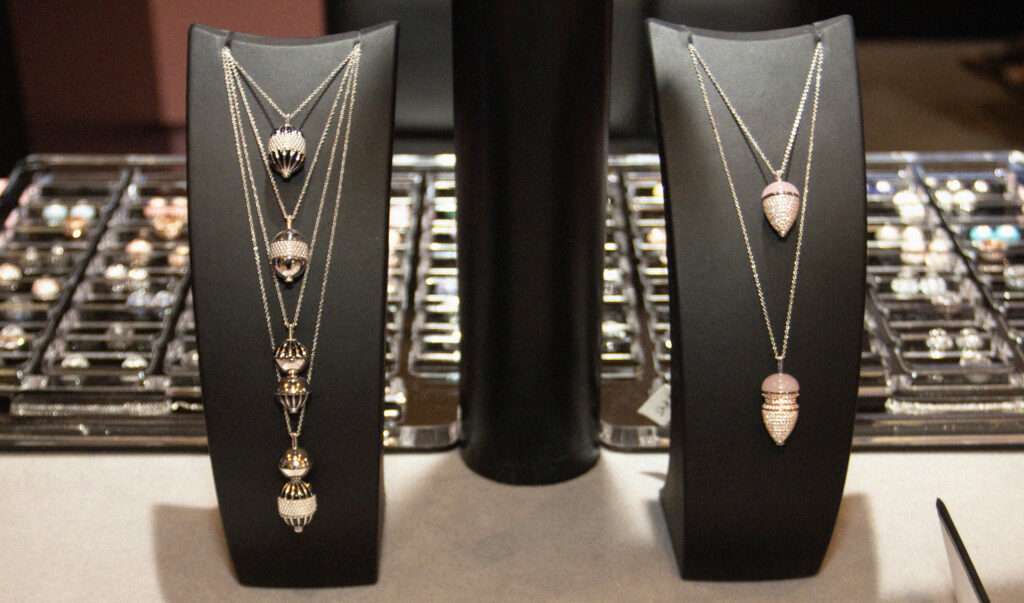 The OPUS collection by TALIA Jewelry