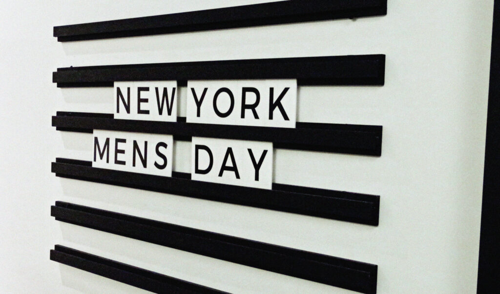 New York Men's Day 2020