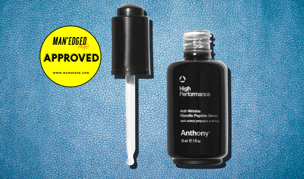 must-have items for men 2020 featuring anthony skincare serum