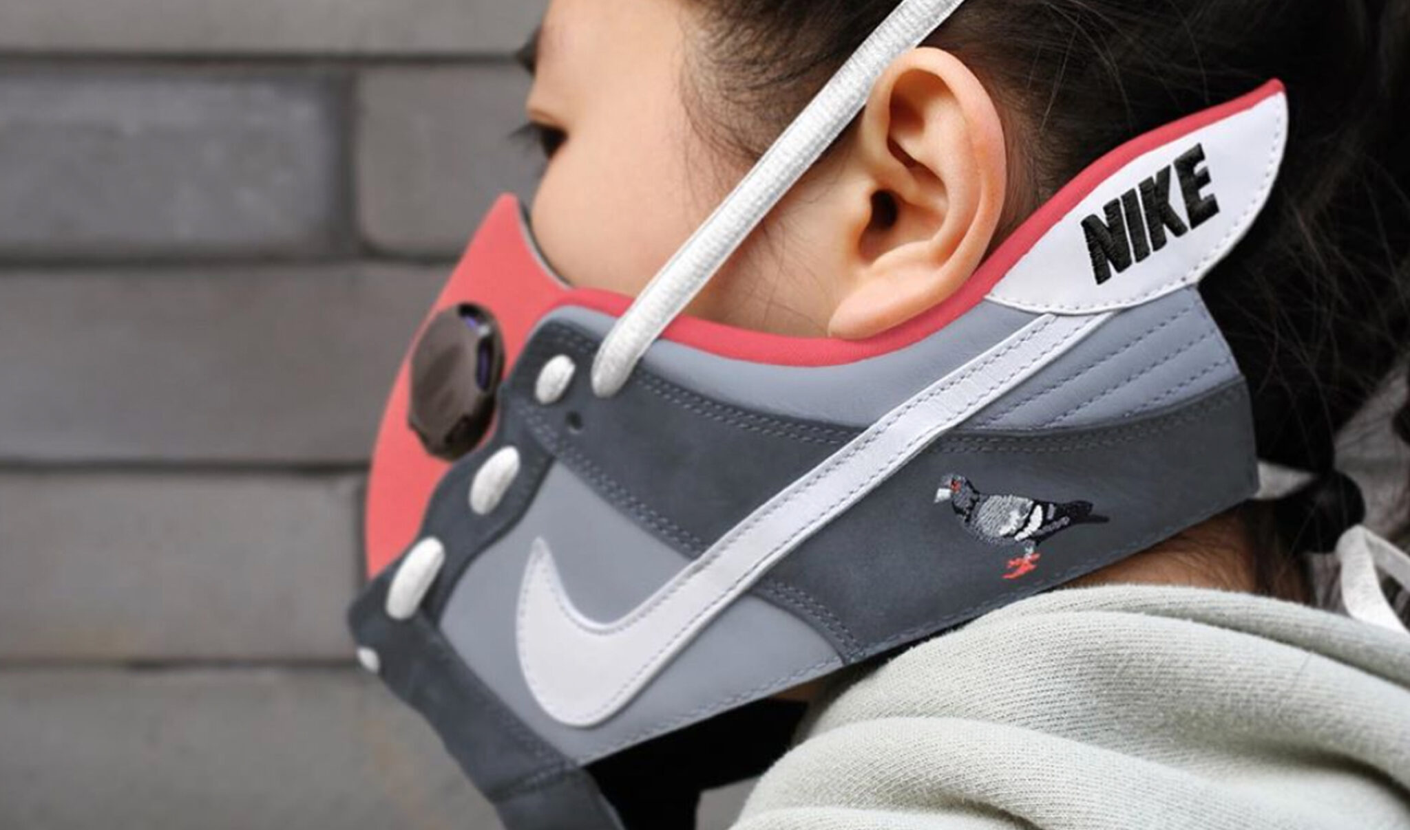 nike makes medical face masks, COVID-19 medical masks