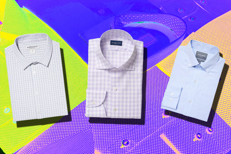 15 best wrinkle free dress shirts for men