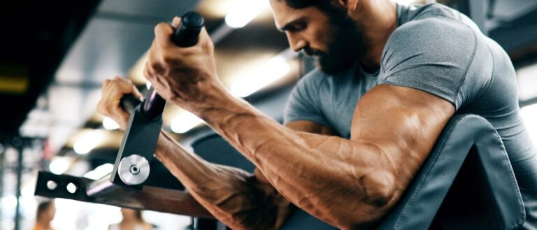 Best Ways To Build Bigger Arms