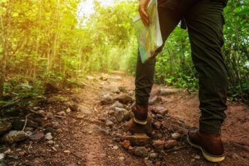 Hiking Tips for a Beginner Outdoorsman