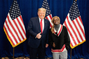 Rap Artist Lil Wayne Backs and Endorses President Trump