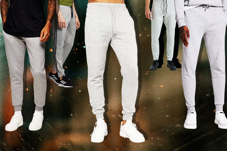 best gray sweatpants for guys featuring our top picks