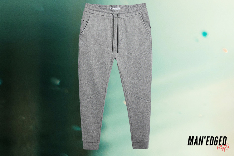gray sweatpants for guys